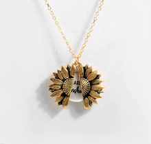 Load image into Gallery viewer, Sunflower Locket (LESS 72% - Blow Out Sale!)