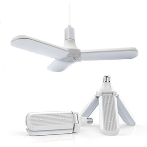 Super Bright Foldable Fan Blade Ceiling Lamp
