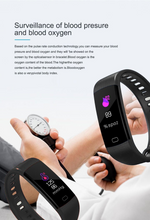 Load image into Gallery viewer, Smart Fitness Bracelet