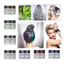 Load image into Gallery viewer, (ALMOST SOLD OUT) Buy 1 Take 1 - Washable Colored Hair Wax