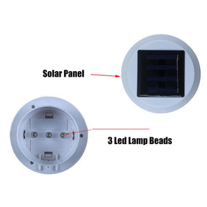 SunLight™ Automatic Sensor Light Wall LED Lamp