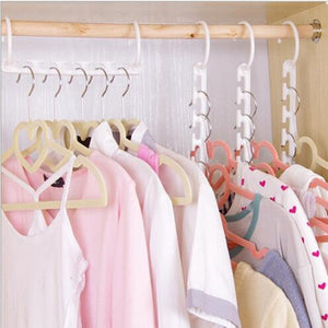 Magic Clothes Hanger Organizer (3-PACKS)