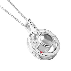 (ALMOST SOLD OUT & BUY 1 TAKE 1!)  L'amour Necklace & Ring (I Love You in 100 Languages)