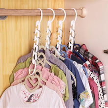 Load image into Gallery viewer, Magic Clothes Hanger Organizer (3-PACKS)