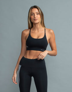 Hold Sports Bra Black/Cement