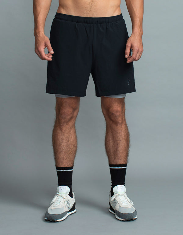Type 1 Short Black/Cement