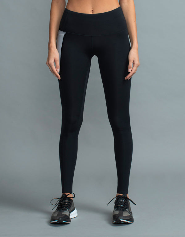 Hold Full Legging Black/Cement