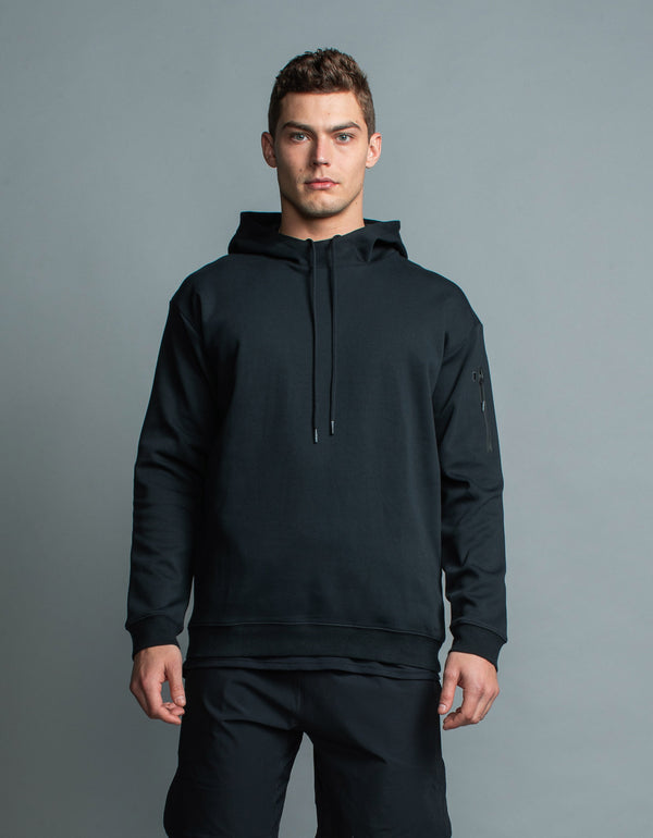 Flex Hoody Black