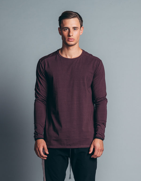 Form LS Tee Blackberry
