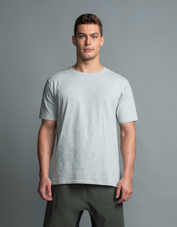 Form Tee Silver Marle