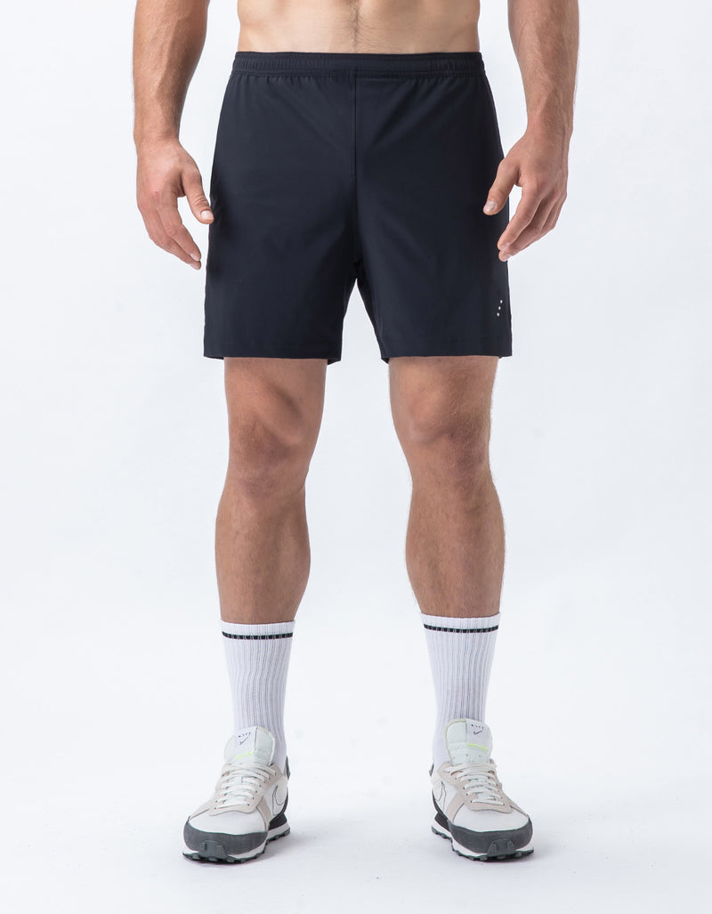 "Type 1 Train/Swim Short 6/16"" Black"
