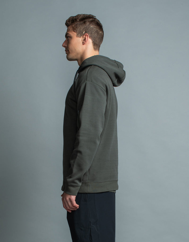 True Flex Hoody Army/Black