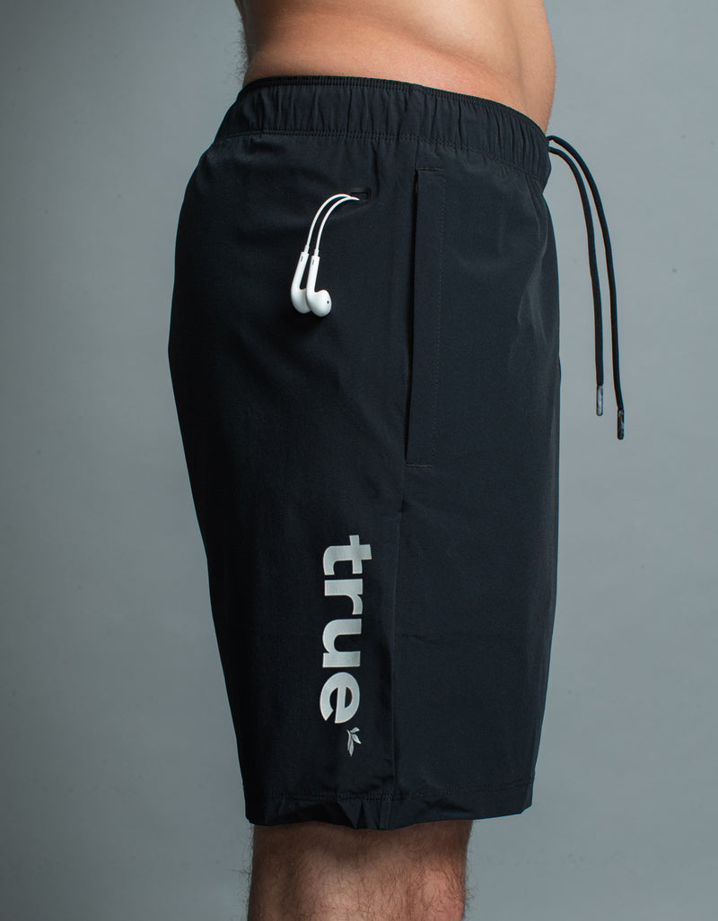 True Type 2 Short Black/White