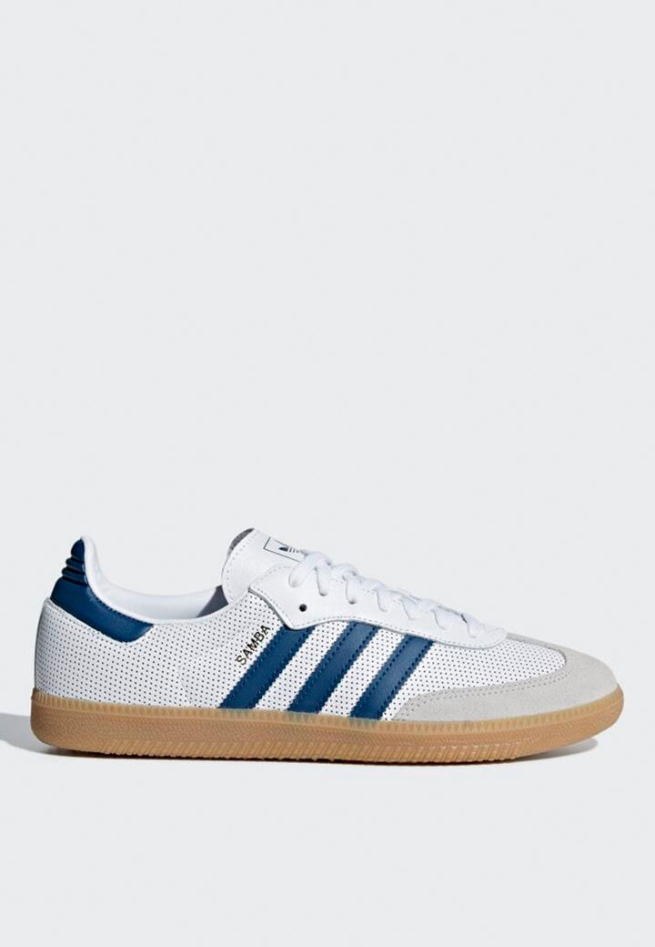 Adidas Originals | Samba OG - white/legmar/greone | Good As Gold, NZ