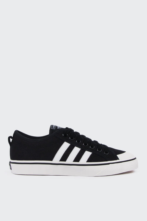 Adidas Originals Nizza - black/white | GOOD AS GOLD | NZ