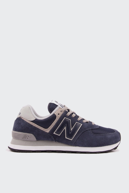 New Balance Womens 574 Classic - navy/white | GOOD AS GOLD | NZ