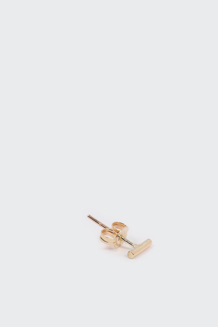 Newend Stander Earring - gold | GOOD AS GOLD | NZ