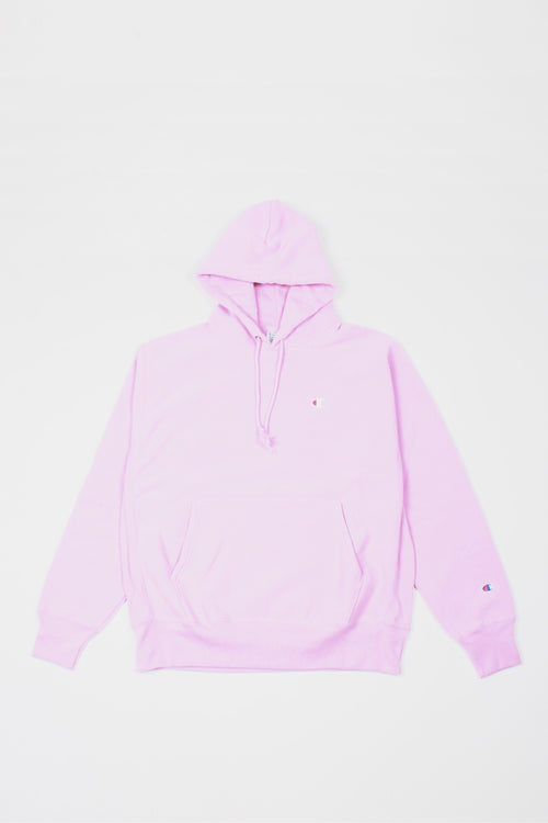 Champion Reverse Weave PO Hoodie - paper orchid