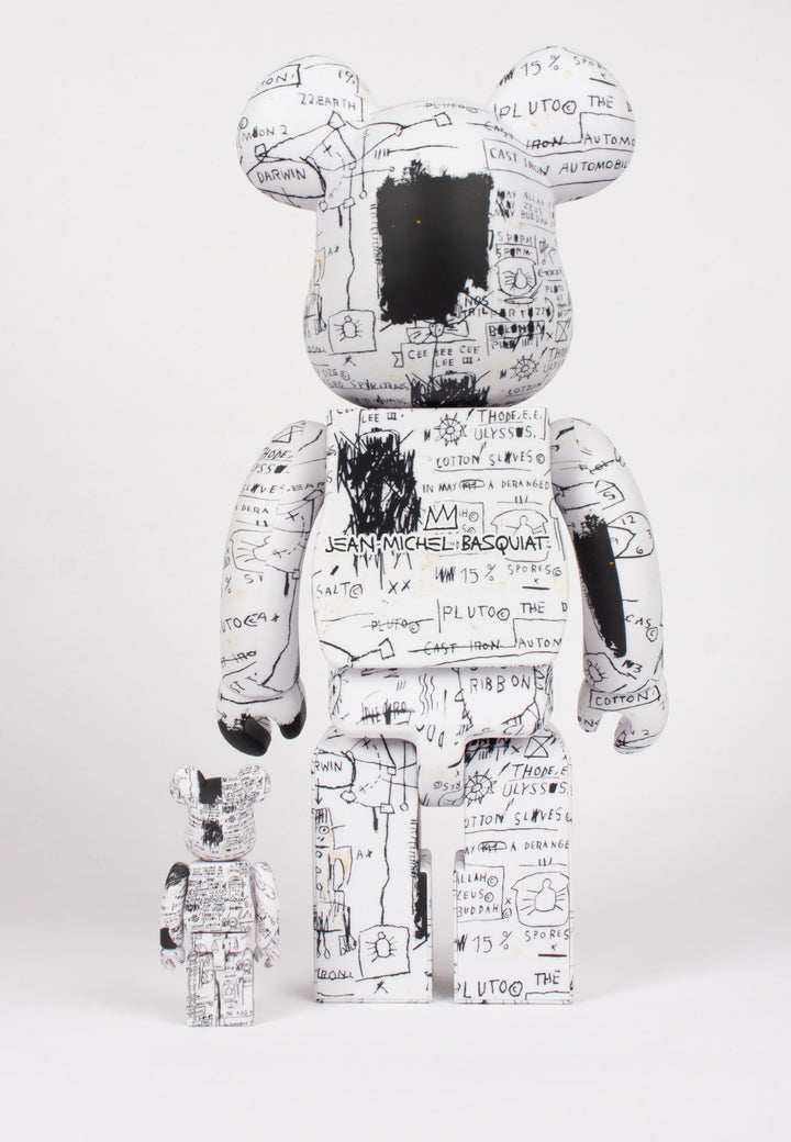 Be@rbrick X Basquiat V3 - 100% & 400% set