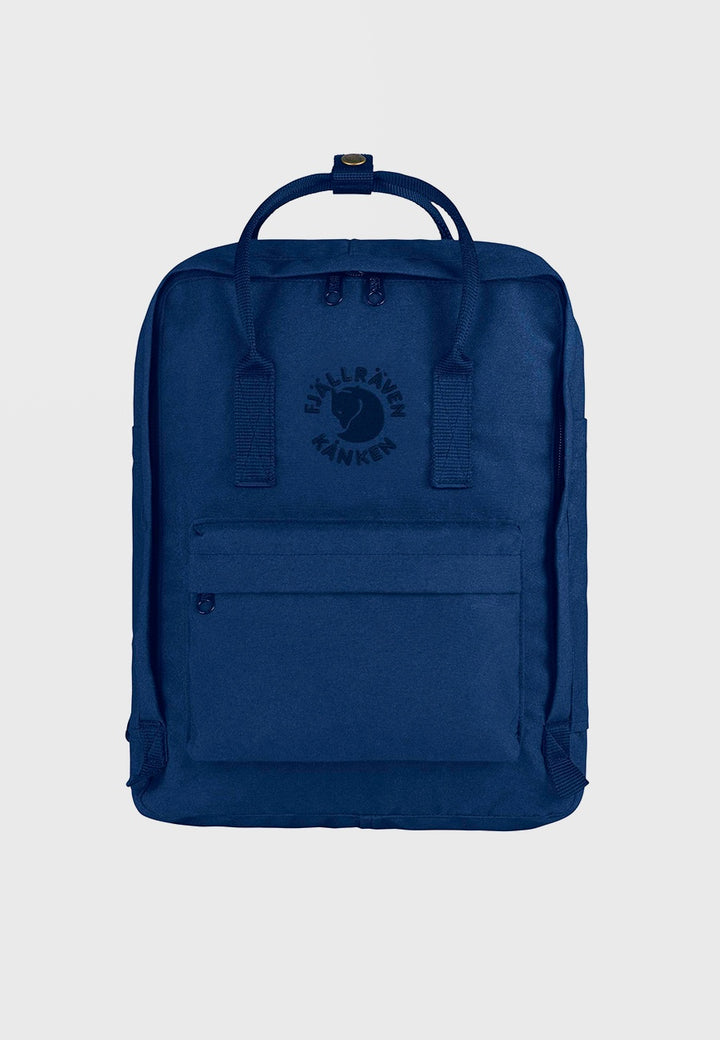 Fjallraven Re-Kanken Backpack - midnight blue - Good As Gold