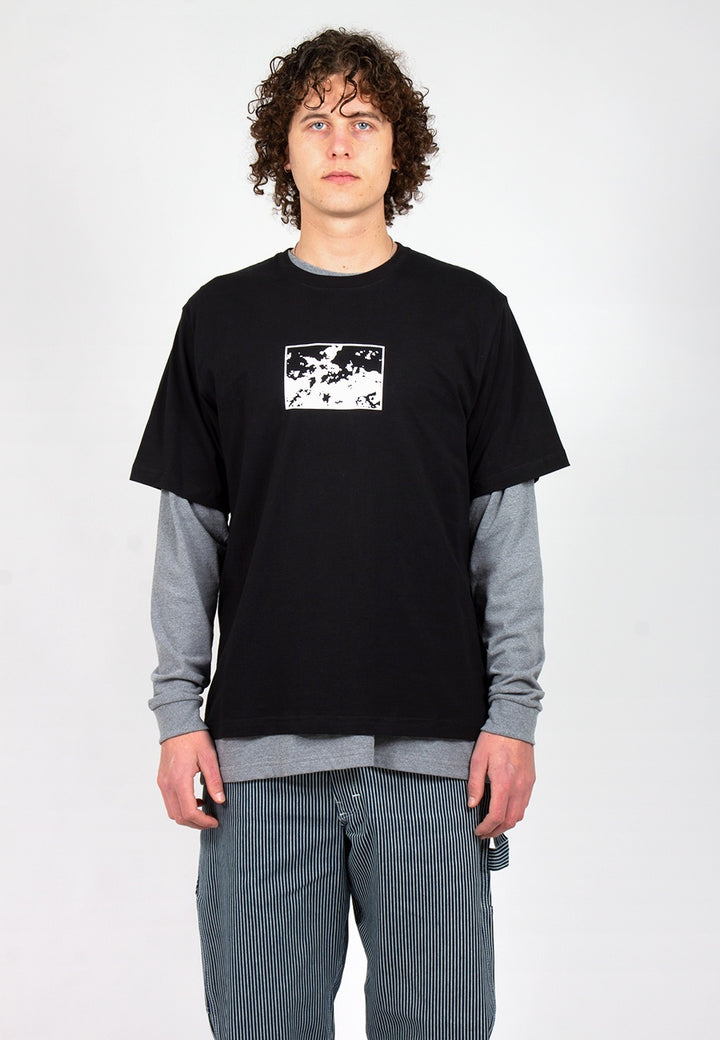 Calm Clouds T-Shirt - black