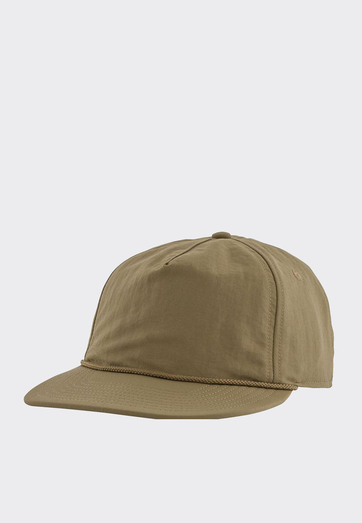 Waterfarer Cap - ash tan