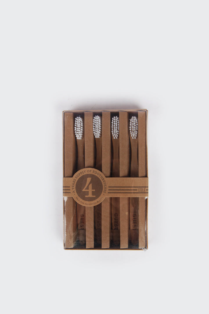 Izola, Guests Toothbrush Set | GOOD AS GOLD | NZ