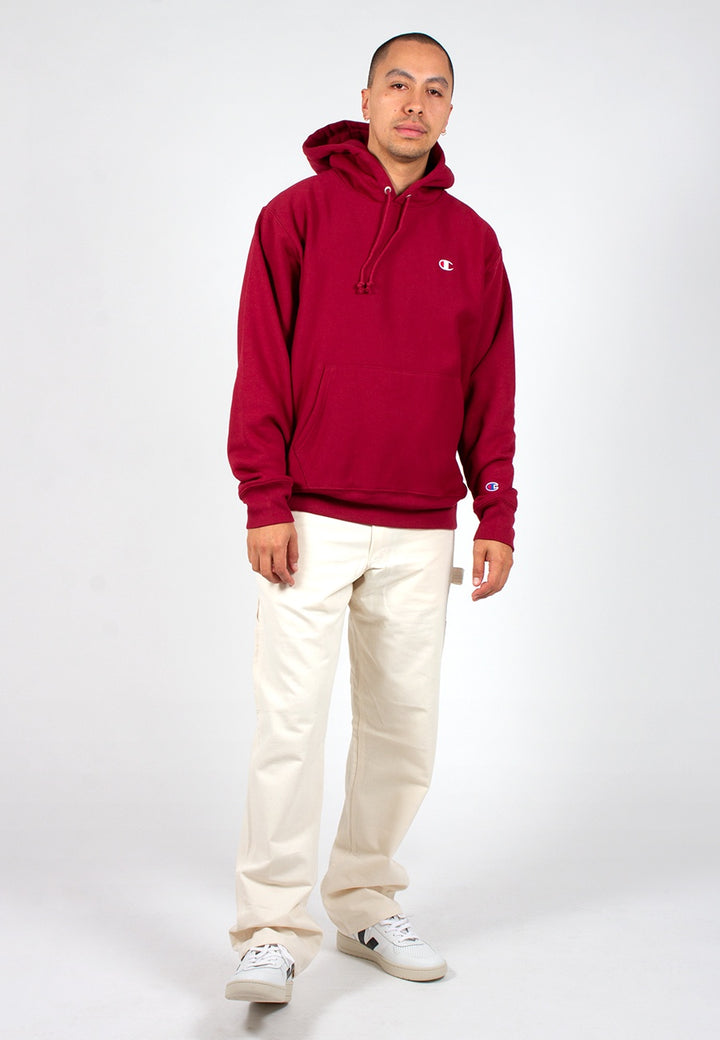 Champion | Reverse Weave Hoodie - cherry | Good As Gold, NZ