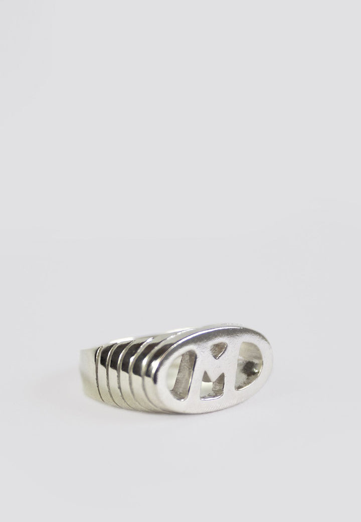 I Feel Me Ring - silver