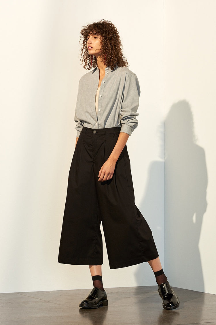 Kowtow Casting Pant - black | GOOD AS GOLD | NZ