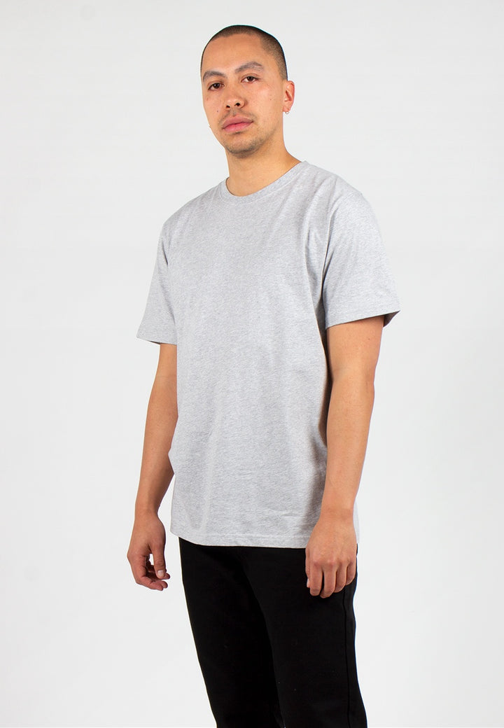 Norse Projects | Niels Standard T-Shirt - light grey melange | Good As Gold, NZ
