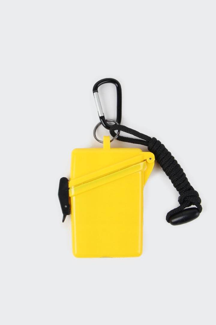 Witz Waterproof Case - yellow | GOOD AS GOLD | NZ