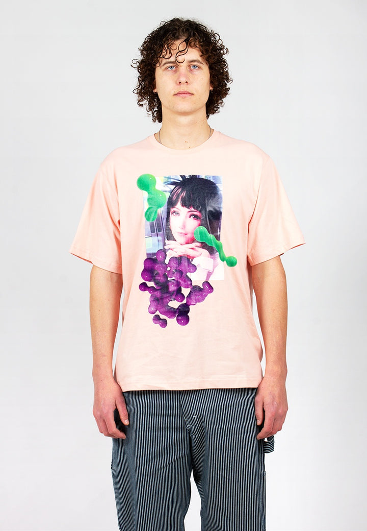 Molecular Gaze T-Shirt - floss