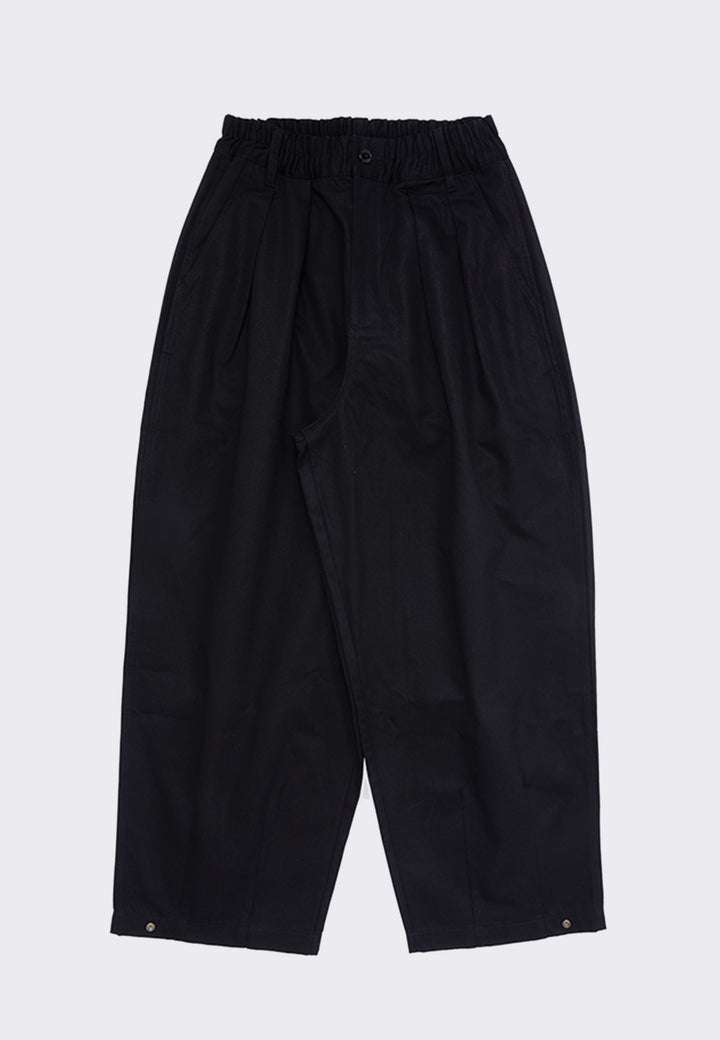 Unisex Balloon Pants - black