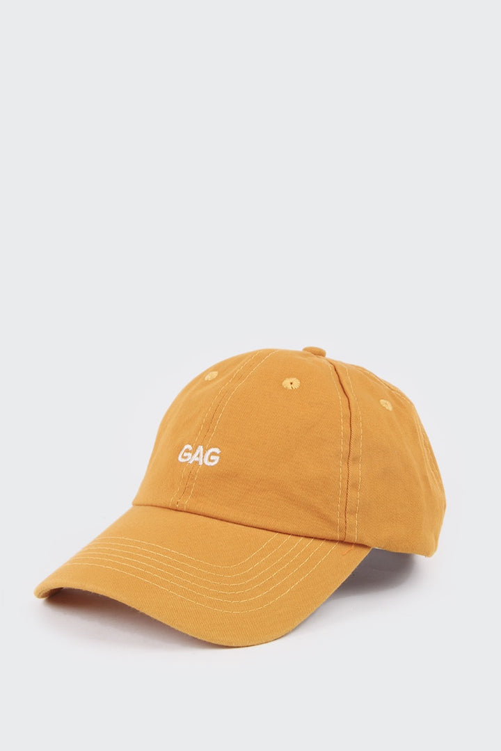 Good As Gold GAG Cap - mustard | GOOD AS GOLD | NZ