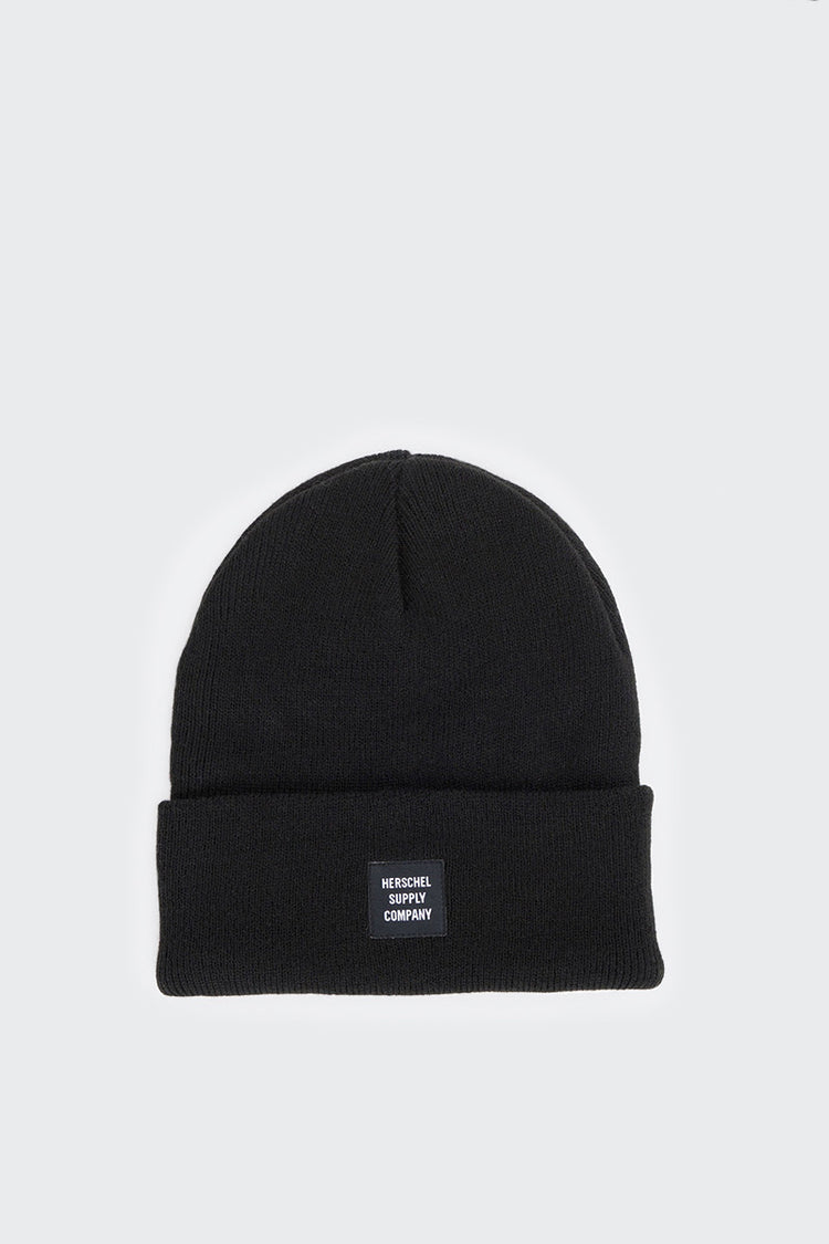 Herschel Supply Co. Abbott Beanie - black | GOOD AS GOLD | NZ
