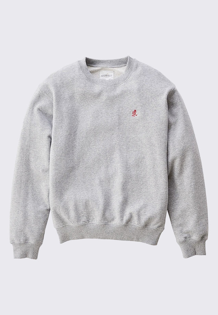 Sweat Shirts - heather grey