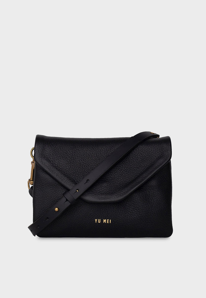 Yu Mei 2/6 Rebecca Bag - black — Good as Gold