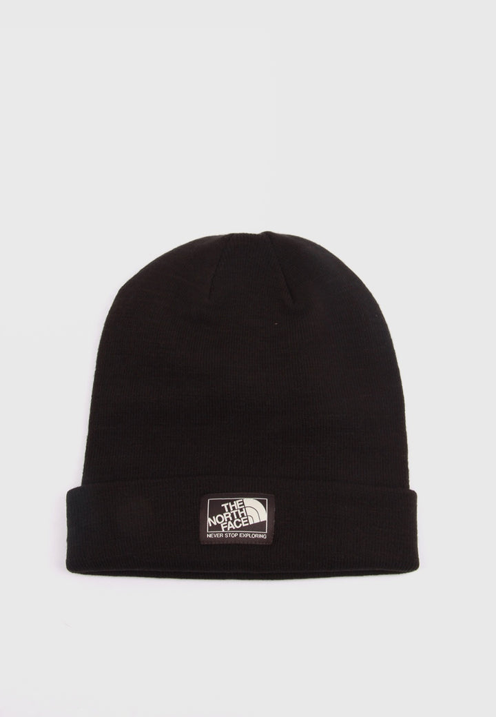 Dock Worker Beanie - black