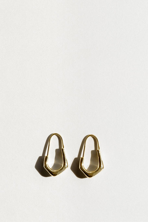 Jasmin Sparrow Billie Earrings - gold - Good As Gold