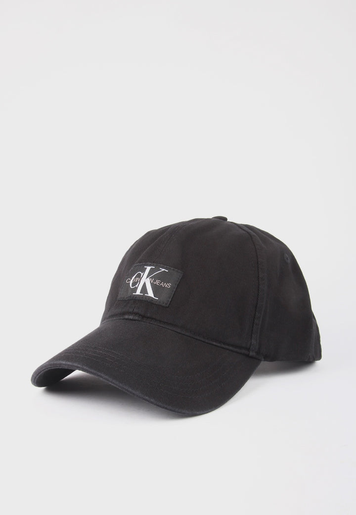 Calvin Klein Womens Monogram Cap - black beauty - Good As Gold