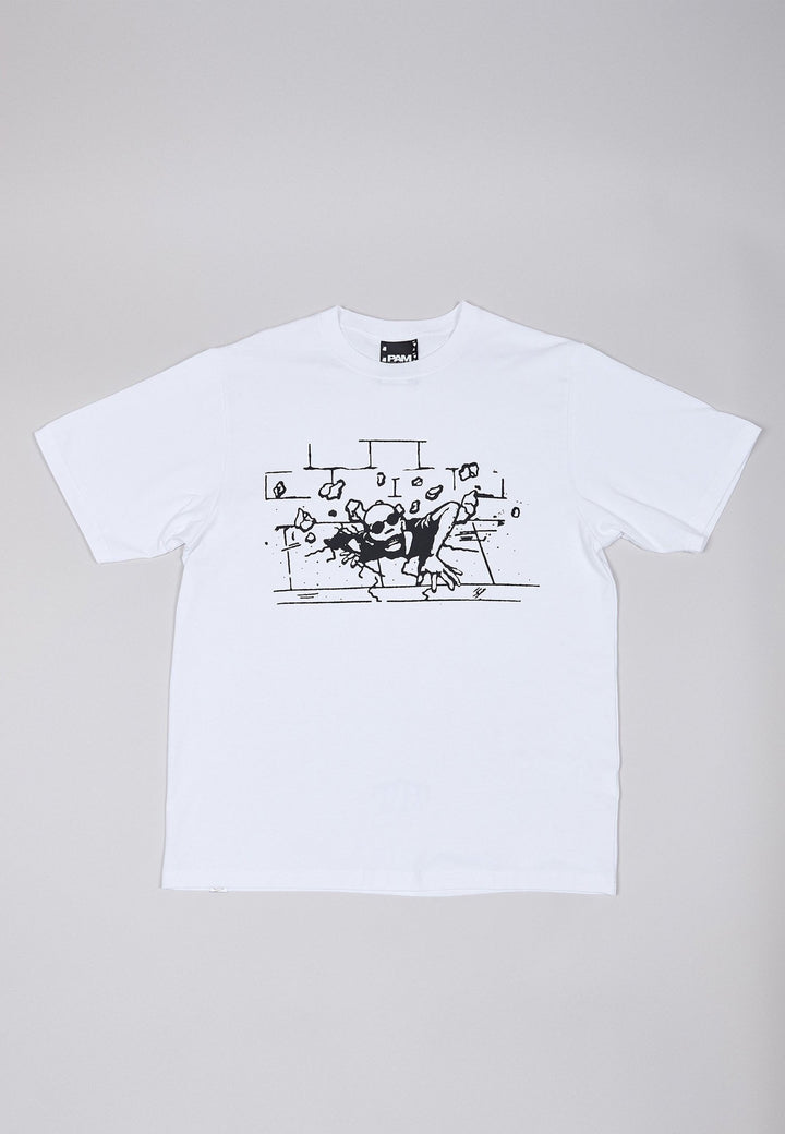 Rise Up T-Shirt - optic white