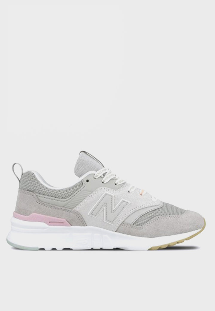 New Balance | Womens 997 H- grey/white/pink suede | Good As Gold, NZ