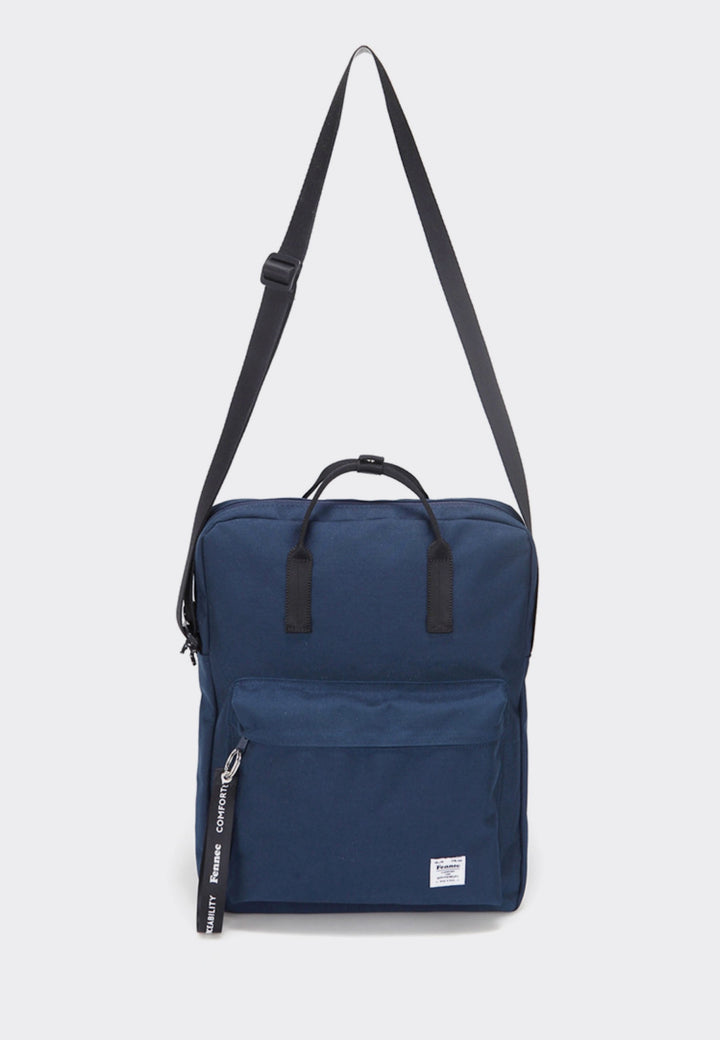 C & S 2Way Pocket Bag - navy