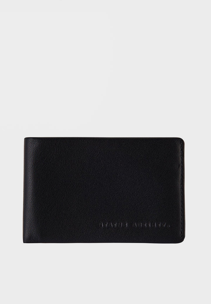 Status Anxiety Quinton Wallet - black - Good As Gold