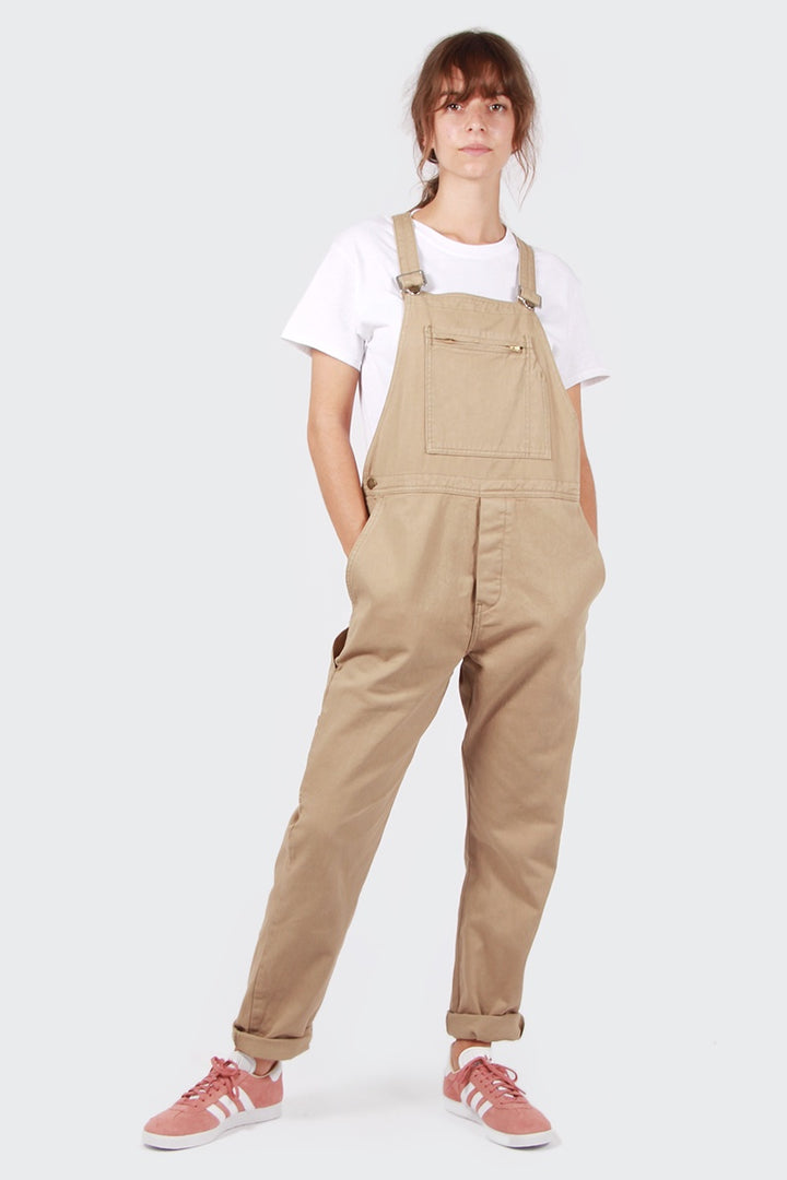 Rollas Trade Overalls - khaki | GOOD AS GOLD | NZ