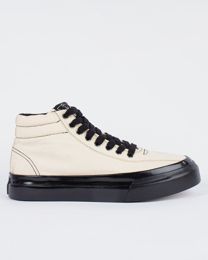 Stepney Workers Club | Varden Canvas - ecru/black | Good As Gold, NZ