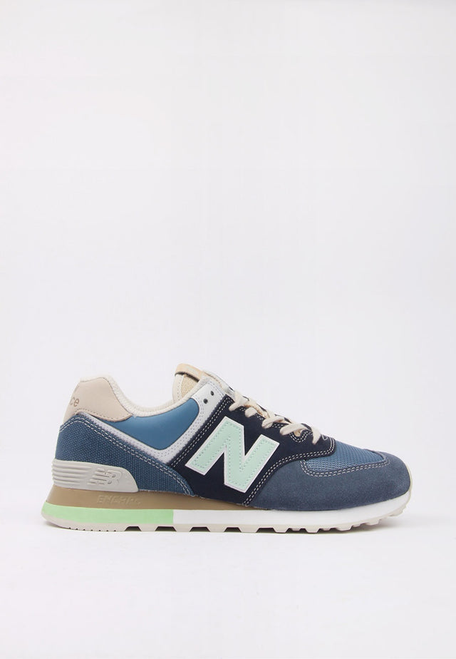New Balance 574 Vintage Surf - navy | GOOD AS GOLD | NZ