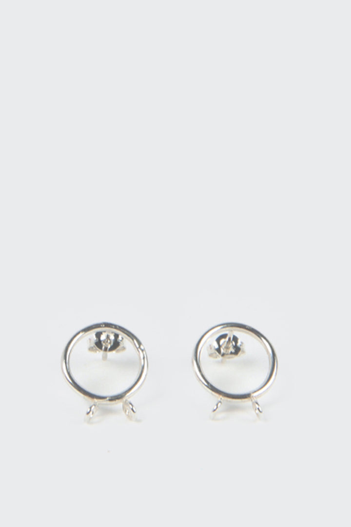 27 Mollys Baby Fuck Cancer Earrings - silver | GOOD AS GOLD | NZ