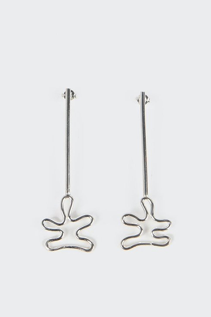 27 Mollys Constantly Hating Earrings - silver | GOOD AS GOLD | NZ